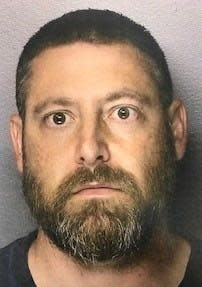 Pennsylvania man Michael D'Biagio was arrested Friday in connection to the death of Darren Jevcak outside of a pizza shop.
