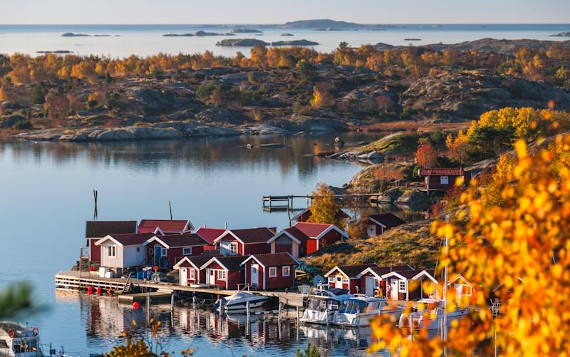 """""""I had worried that West Sweden would be too perfect and pristine, but there's a bleakness to the landscape that feels exhilaratingly wild"""" - getty"""