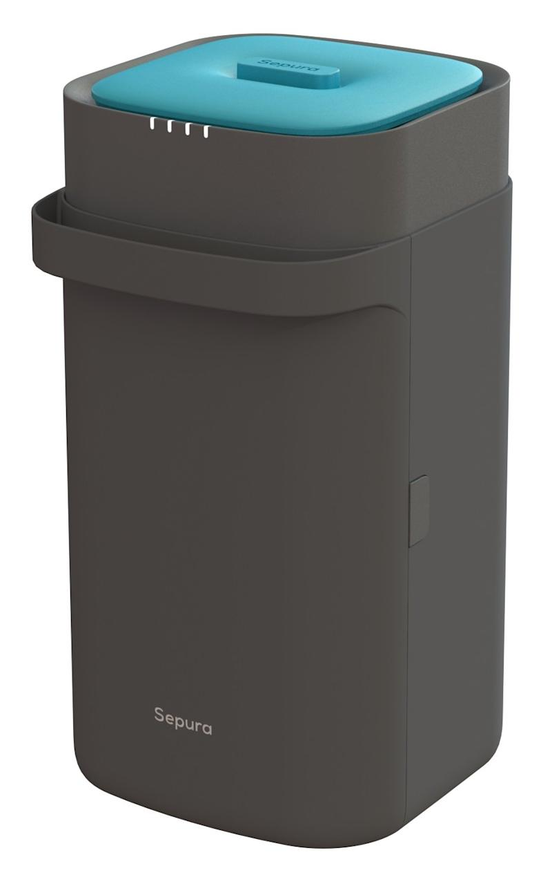 The Sepura Automatic Composting System