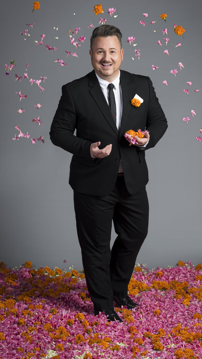 Michael Werner, National Fragrance Ambassador Germany bei DIOR. (Bild: Parfums Christian Dior)