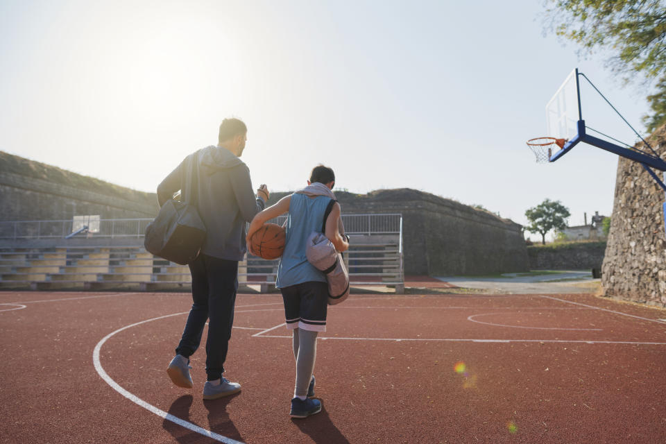 According to one survey, kids are leaving organized sports behind by the age of 13 at an eye-opening rate. (Getty Images)