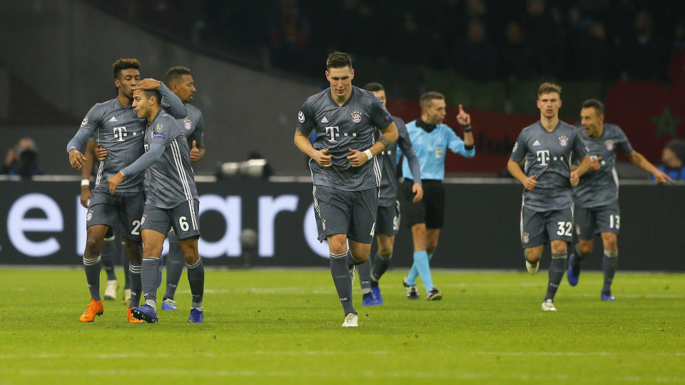 Bayern Munich is counting on others to do what it couldn't – take points off Borussia Dortmund so it can cut the gap at the top.