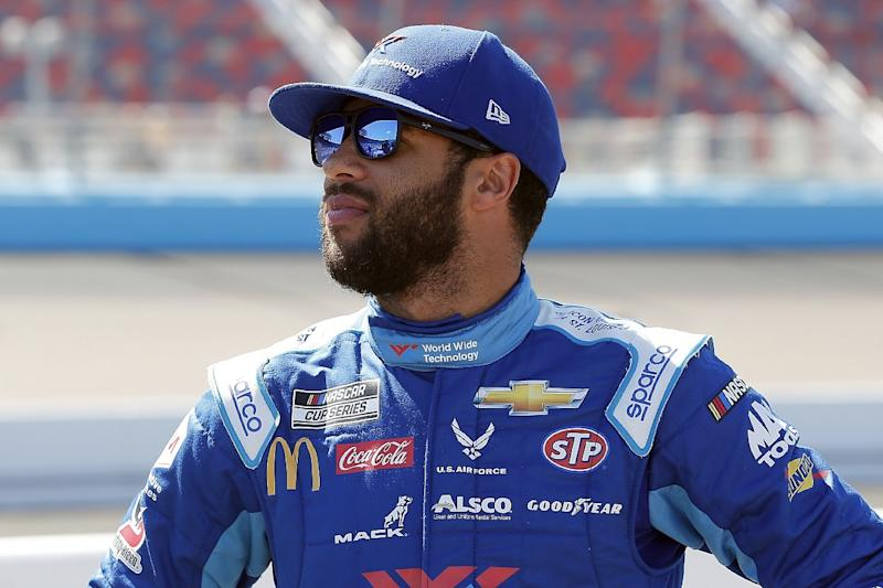 Wallace loses sponsor after quitting NASCAR race