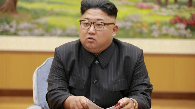 """North Korea launched an """"unidentified"""" missile from Pyongyang over Japan on Thursday, South Korea's Yonhap News agency reported, the latest in a series of recent provocative actions by the country that also included an underground detonation of a nuclear device."""