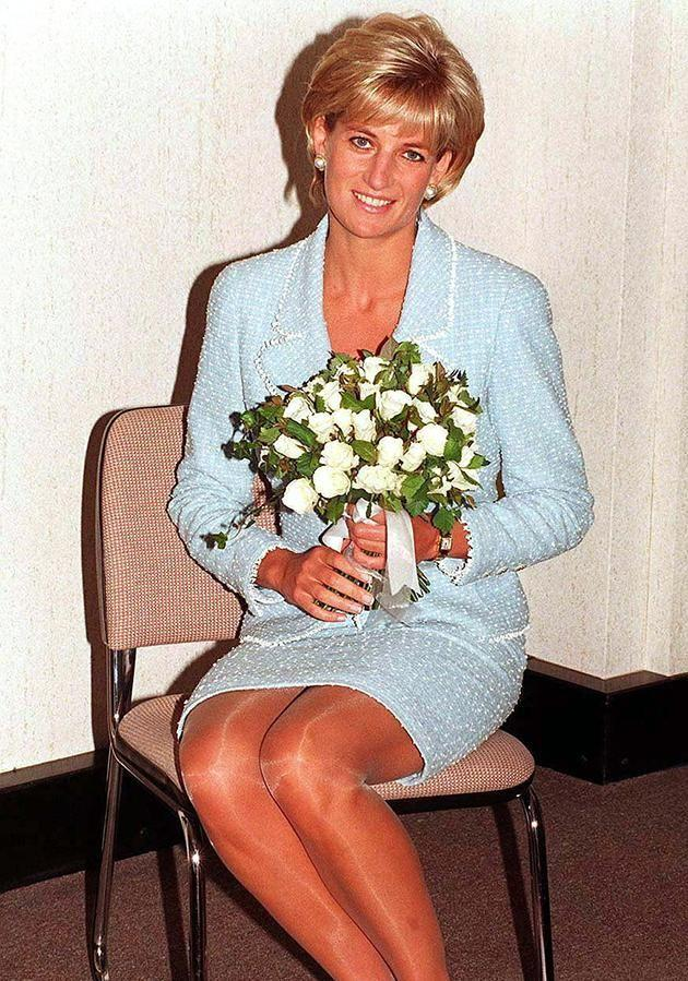 A statue of Princess Diana is set to be erected in the grounds of Kensington Palace. Photo: Getty.