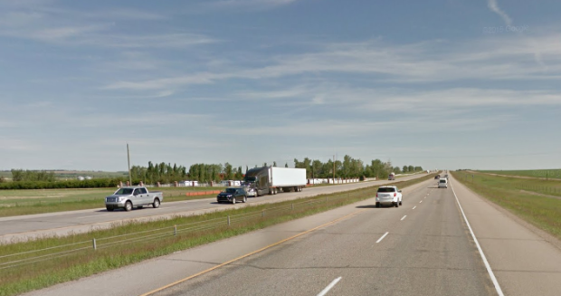 If passed, Bill 213 would raise the maximum speed on all non-urban, divided highways — includingHighways 1, 2, 3, 4, 16and 43.  (Google Street View - image credit)