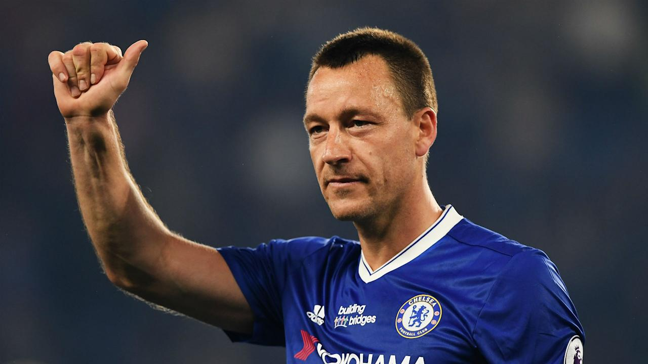 The former England captain is looking for a club after leaving Chelsea and the new Blues boss believes he has offered him all he can