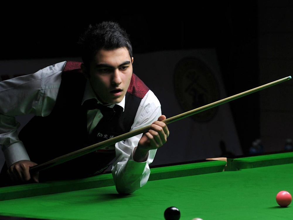 Things have done been easy for the young snooker sensation (Getty)