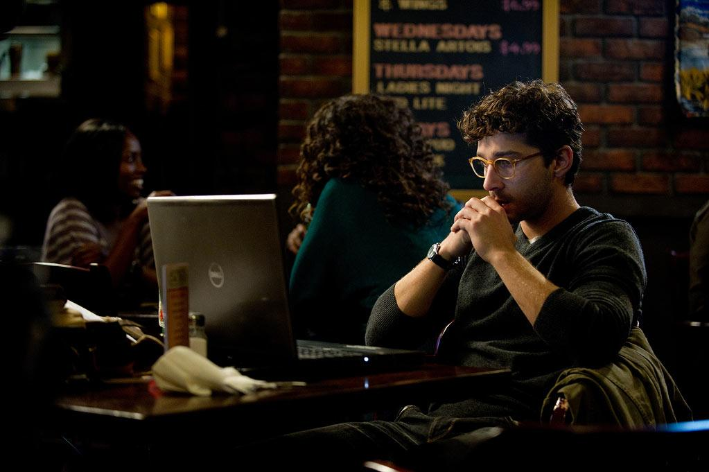 "Shia LaBeouf in ""The Company You Keep"" - 2012"