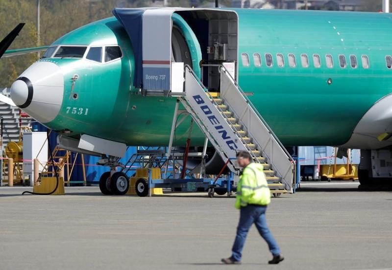 Messages from former Boeing test pilot reveal Max concerns