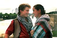 <p>Connie wears the coziest 2-in-1 flannel/hoodie in <b>The Mighty Ducks</b>, and I'll always be so into her sporty-meets-rugged look.</p>