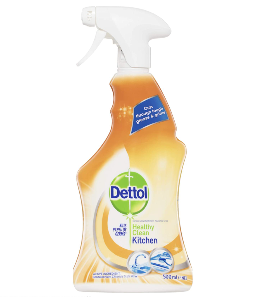 Dettol Healthy Clean Anti-Bacterial Kitchen Spray