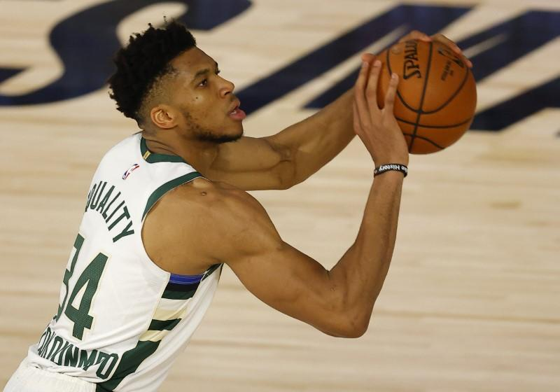 Antetokounmpo named NBA Defensive Player of the Year