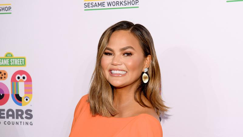 Chrissy Teigen Is the Ultimate ''Cool Mom'' Thanks to Latest Tattoo