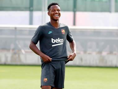 LaLiga: Barcelona wonderkid Ansu Fati aims to represent Spain at FIFA U-17 World Cup after being granted citizenship