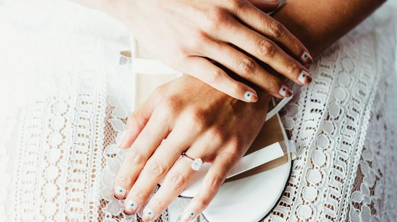 Pretty Nail Polish Shades to Wear for a Fall Wedding