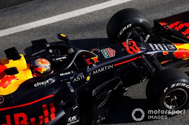 """Red Bull Racing RB16 <span class=""""copyright"""">Andrew Hone / Motorsport Images</span>"""