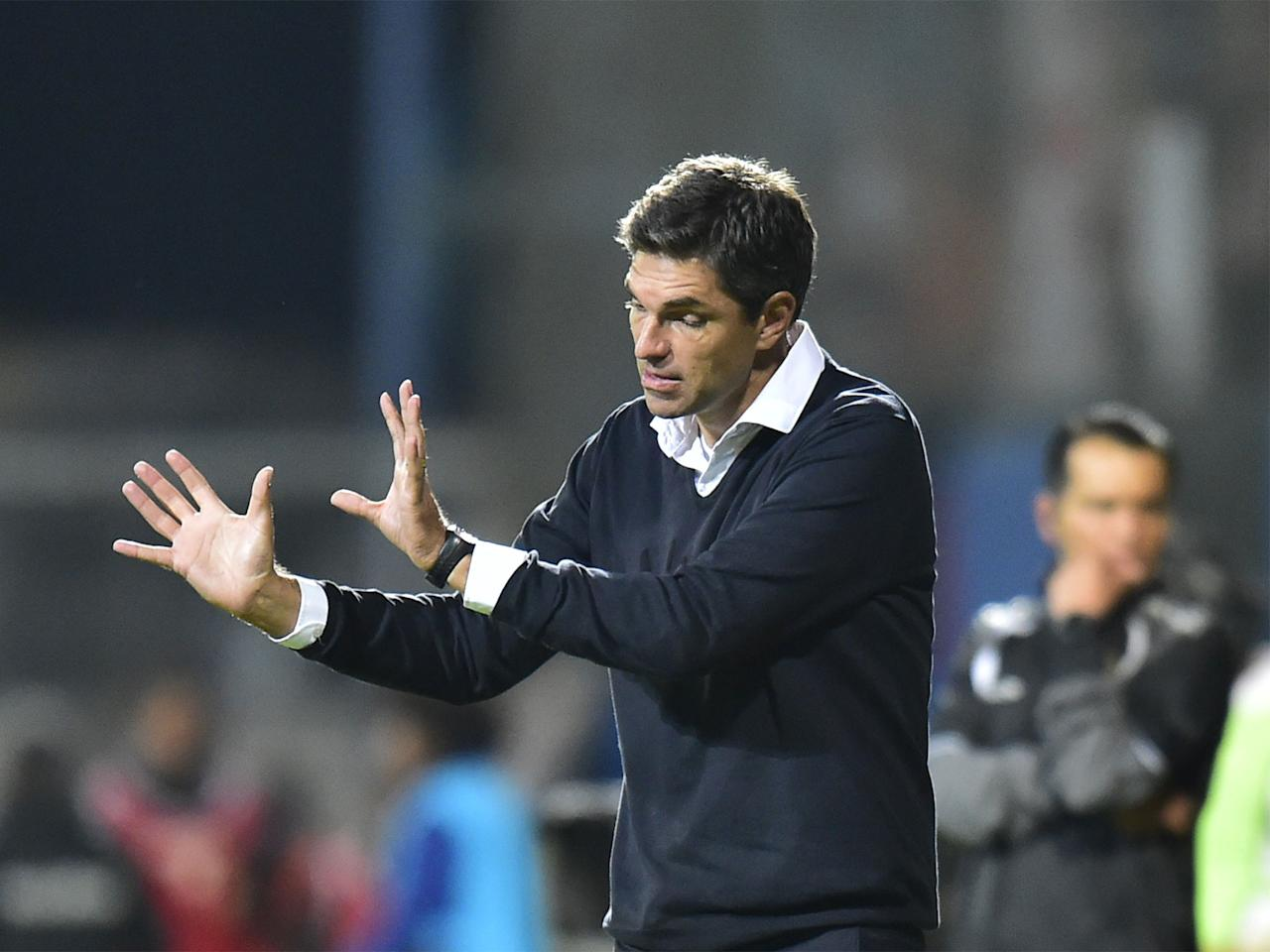 Southampton and Crystal Palace battling for Mauricio Pellegrino, with Frank De Boer waiting in the wings