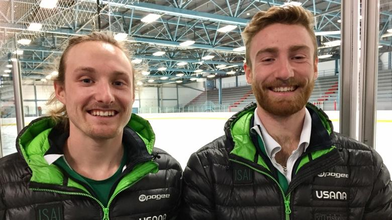 Speed skating brothers hope to harness 'luck of the Irish' at world championships in Montreal