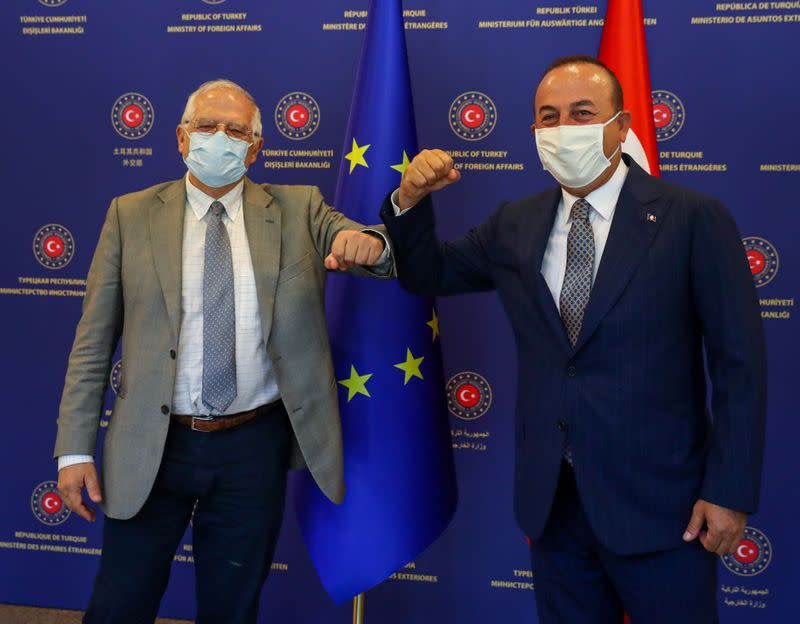Turkey warns it will respond if EU takes fresh measures against it