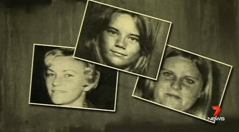 The horrific account of what allegedly happened to Barbara, Vicki and Leanne McCulkin came from Peter Hall. Photo: 7 News