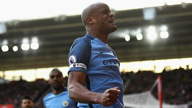 Manchester City captain Vincent Kompany has but injury woes behind him over recent weeks and has lofty ambitions for club and country.
