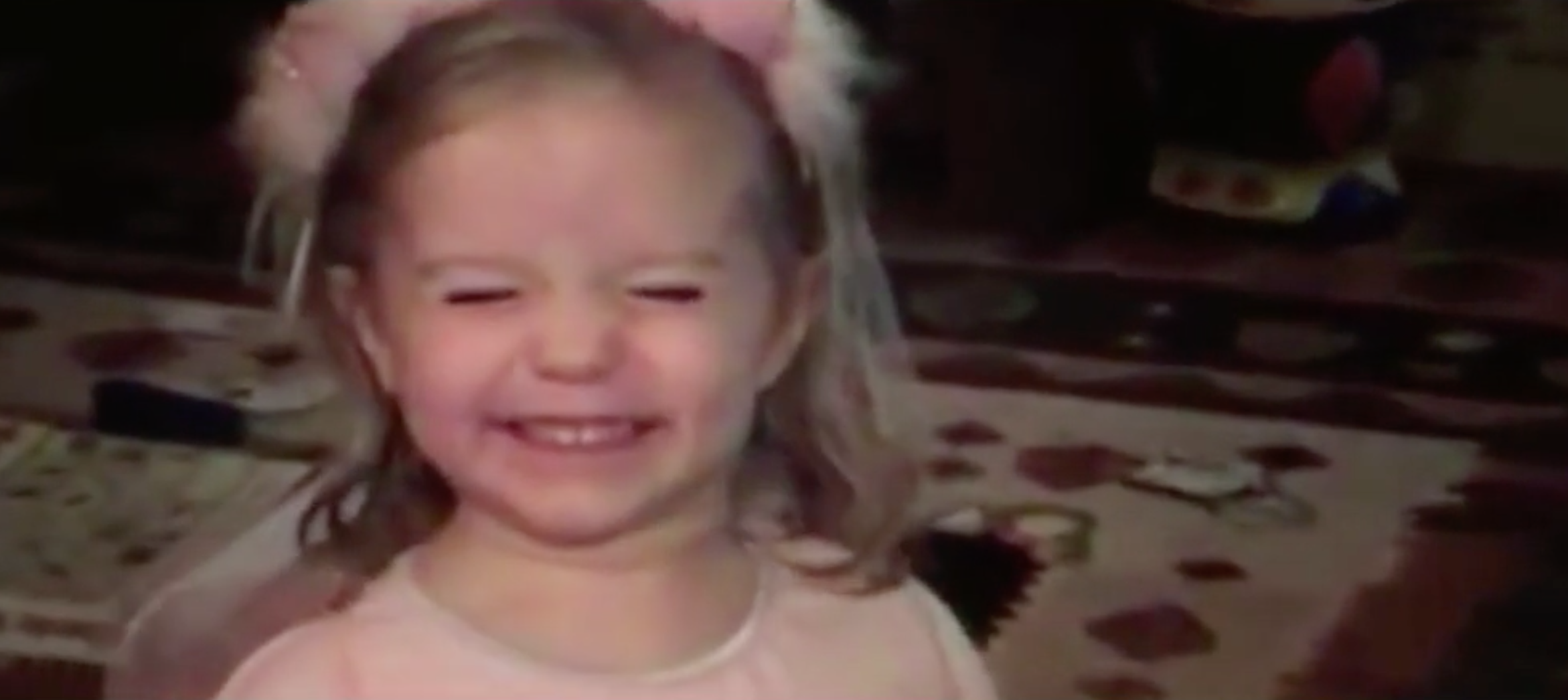 Madeleine was just three-years-old when she disappeared (Netflix/The Disappearance of Madeleine McCann)