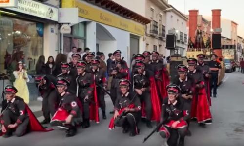Spanish carnival's Holocaust-themed parade of dancing 'Nazis' sparks outrage