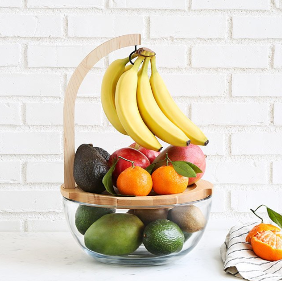 Just Right Fruit Bowl (UncommonGoods)