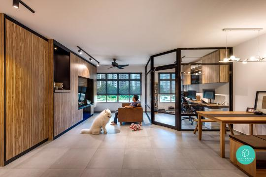 12 Must-See Ideas On 4-Room / 5-Room HDB Renovation