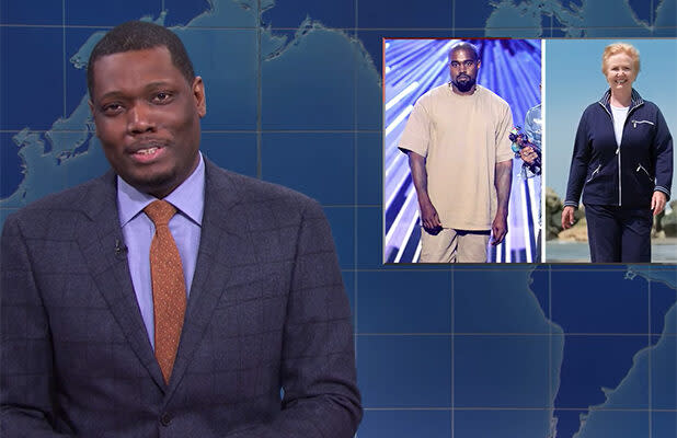 'SNL' Star Michael Che Pushes Back on Transphobia Accusations After Caitlyn Jenner Joke