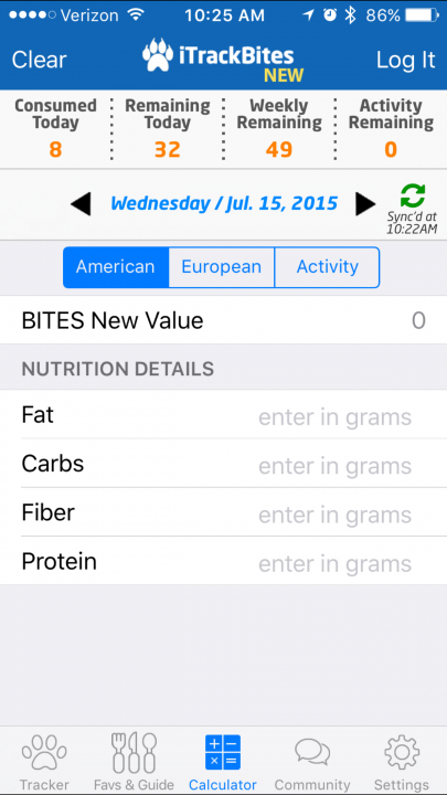 I can't believe this dirt cheap Weight Watchers knockoff app exists