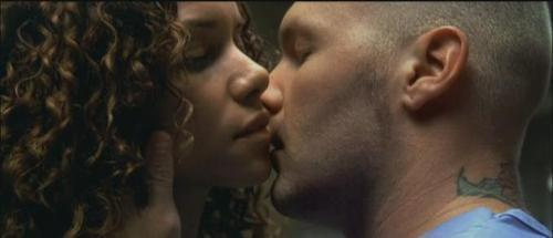 "Halle Berry and Fred Durst in ""Limp Bizkit: Behind Blue Eyes"" (Photo: YouTube)"