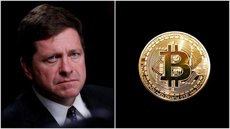 US SEC Chairman Says the Rules Won't Change for Cryptocurrencies