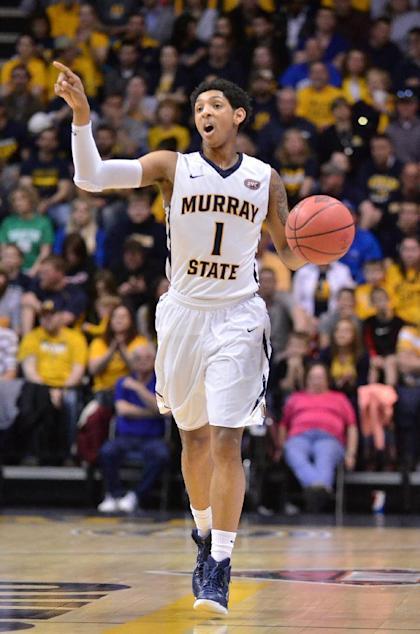 Cameron Payne was the Ohio Valley Conference's Player of the Year as a sophomore. (AP)