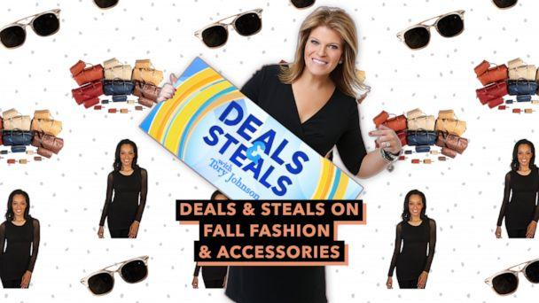 Deals & Steals on Fall Fashion and Accessories (ABC Photo Illustration)