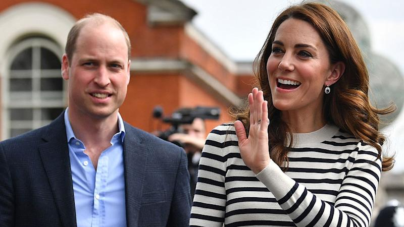 Princess Charlotte Looks So Much Like Prince William as a Baby That Even He Was Fooled
