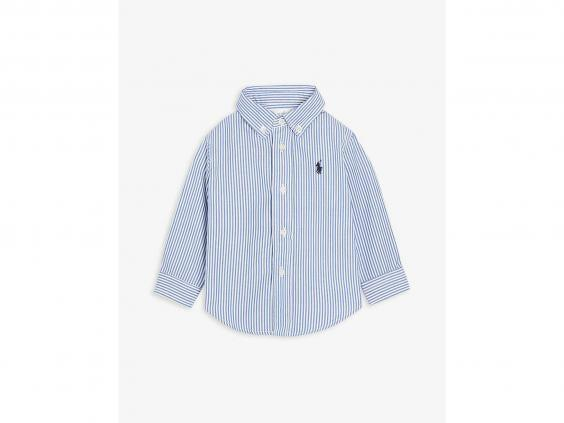 This classic striped shirt is perfect for summer (Selfridges)