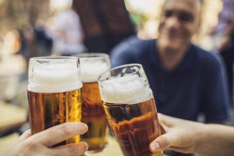 Indulge in everyhting from bitters to pale ales (Getty Images)
