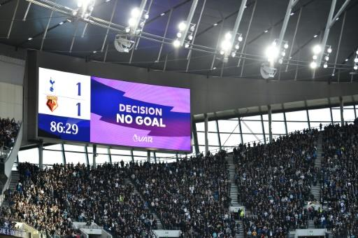 Controversy over the use of VAR has blighted the start of the Premier League season