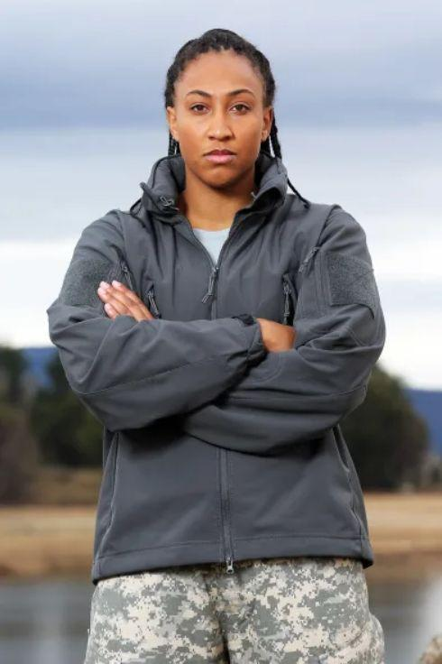 'SAS Australia' contestant Sabrina Frederick has played 29 AFLW games for the Brisbane Lions and Richmond Tigers.