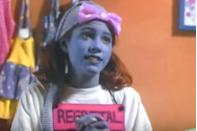 <p>When she was 12 years old, Biel played Regrettal in the '90s fantasy movie <em>It's a Digital World.</em></p>