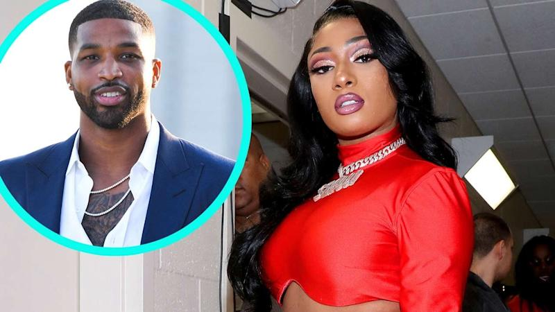 Megan Thee Stallion shuts down Tristan Thompson dating rumours