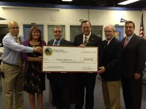 Chaparral High School to Use $5,000 Barona Education Grant to Bring Technology to Disadvantaged Students
