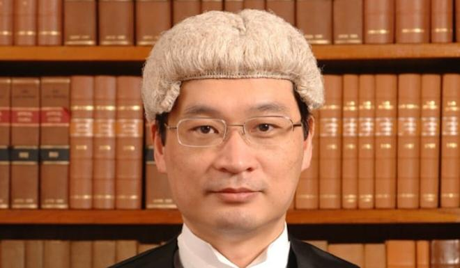 Mr Justice Jeremy Poon, chief judge of the High Court. Photo: Handout
