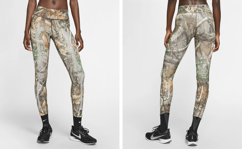 Nike women's leggings. (PHOTO: Nike)