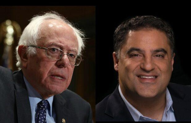 Bernie Sanders Retracts Endorsement of Congressional Candidate Cenk Uygur