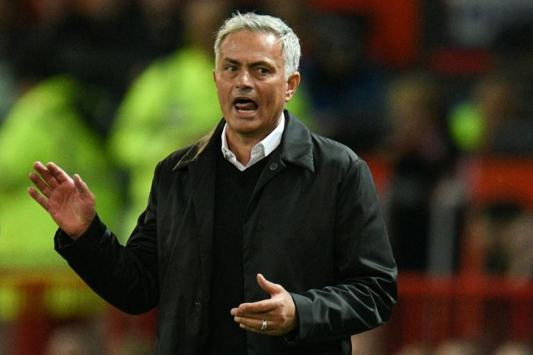 The 'great' one: Jose Mourinho has once again fiercely defended his record