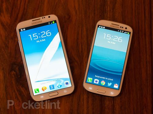 Samsung Galaxy Note 2 or Samsung Galaxy S III: Which is better for you?