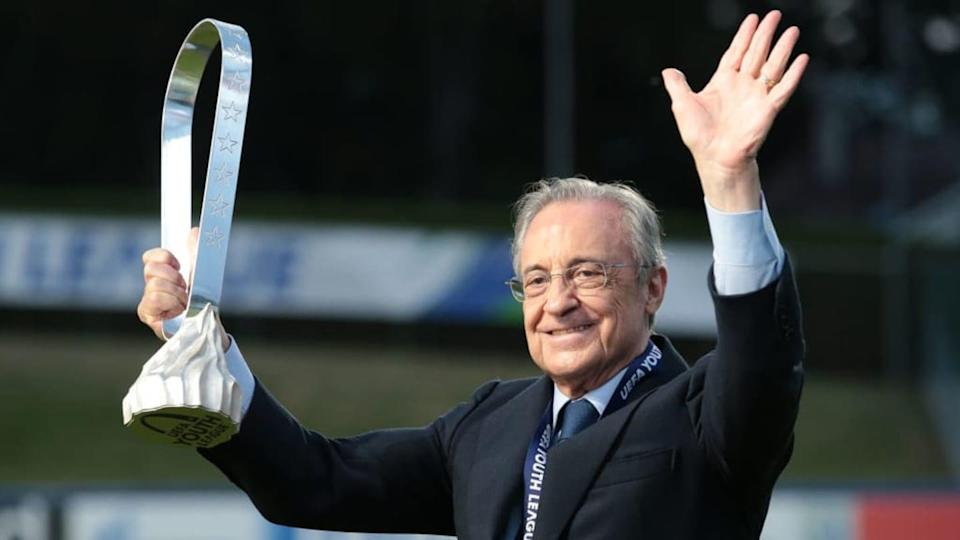 Florentino Perez | Jonathan Moscrop/Getty Images